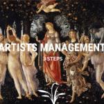 アーティストマネジメントの「3つの仕事」とは?