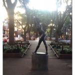 イタリアの彫刻家 エミリオ・グレコ / 彫刻のあるまちづくり「夏の思い出」